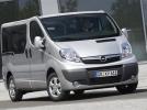 Opel Vivaro Mikroautobusų nuoma