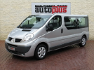 Renault Traffic 2,0 dyzelis Mikroautobusų nuoma